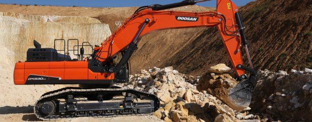 Doosan-Excavator